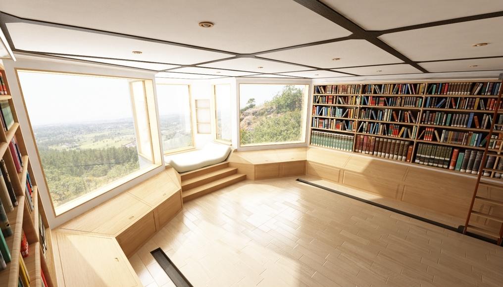 Design | Home Library  Design | Home Library  home library 11