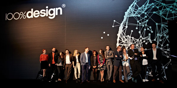 See you in 100% Design in 2013 100% Design 2012 Highlights 100% Design 2012 Highlights 100 percent design until next year