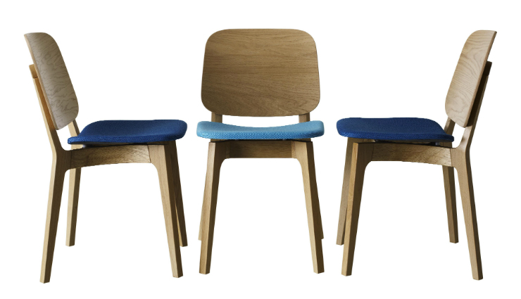 Claesson Koivisto Rune for Swedese Röhsska Chair at 100% Design 100% Design 2012 Highlights 100% Design 2012 Highlights 100percent design claesson koivisto rune roehsska chair
