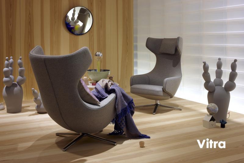 Vitra at 100% Design in London 100% Design 2012 Highlights 100% Design 2012 Highlights 100percent design vitra