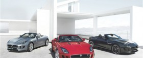 Jaguar F Type Salon Paris