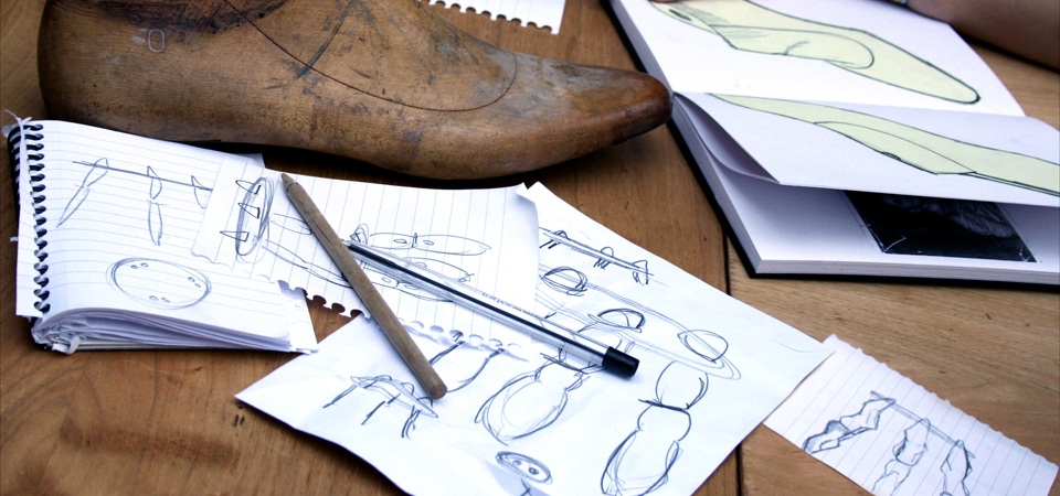 White Dove and Wonder Bespoke Reclaimed Home Accessories sketches
