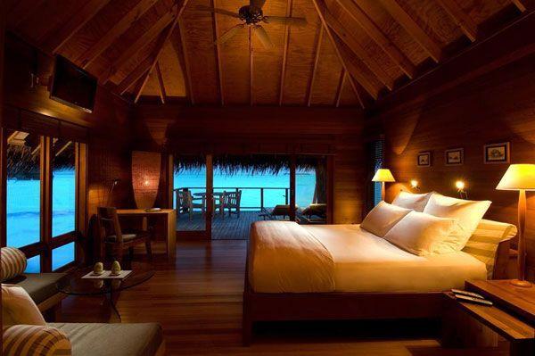 Wood Bedroom Villa Resort  10 BEDROOMS WITH A STUNNING PANORAMIC VIEW OF THE OCEAN Wood Bedroom Villa Resort