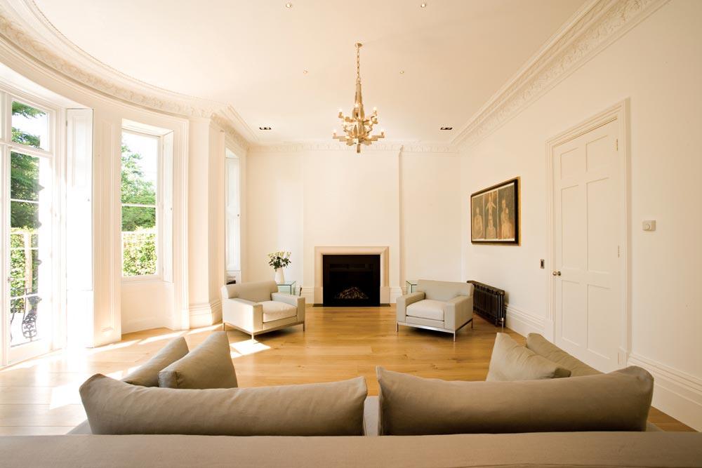Focus on British interior design of excellence: Ann Boyd
