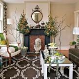 Christmas-Living-Room-Decor&Style