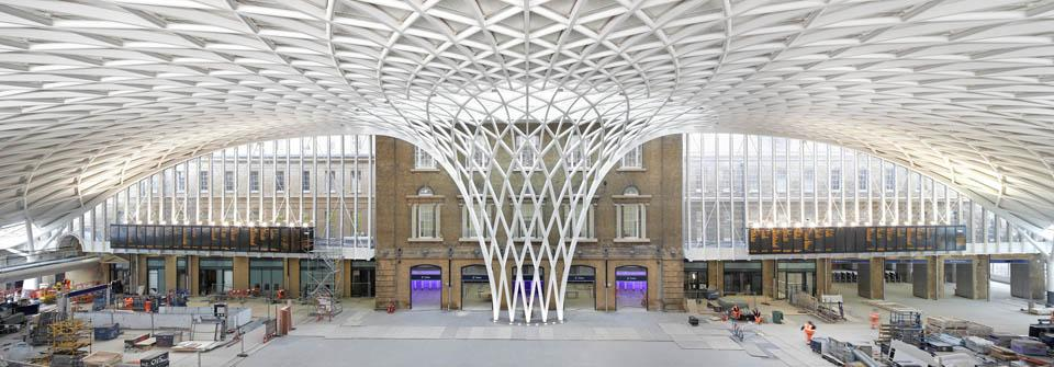 Kings Cross Station Renovation British Design Awards - King's Cross Station British Design Awards – King's Cross Station Kings Cross Station Renovation 4
