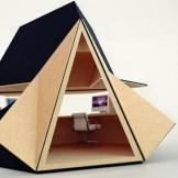 Tetrashed innovation Elle Decoration British Design Awards