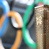 olympic games, olympic torch, product design, british design awards