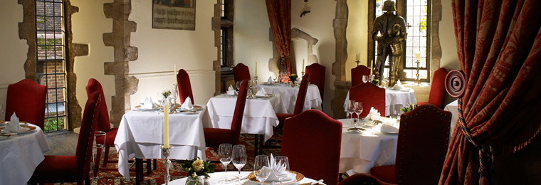 Amberley Castle Holiday hotel dining Medieval Holidays at Amberley Castle Medieval Holidays at Amberley Castle Amberley Castle Holiday hotel dining