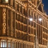 Harrods Christmas Decor