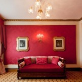 red rooms, valentines day, valentines day inspiration, colorful rooms, decoration, interior design uk