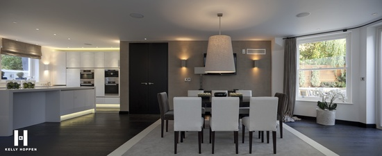 Kelly Hoppen New Project in Circus Road kelly hoppen new project in circus road Kelly Hoppen New Project in Circus Road Decor Style Kelly Hoppen Regal Homes 6