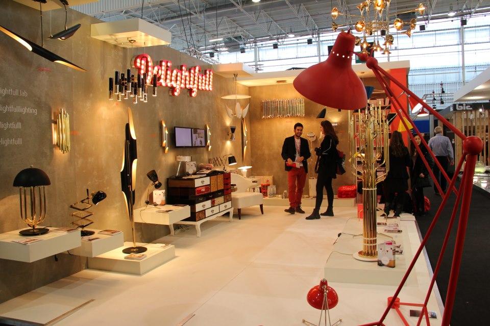 minotti, lighting, salone milan, euroluce milan, trade shows milan, italian lighting, contemporary lighting