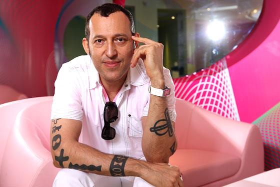 Karim Rashid, Speaker and DJ at May Design Series
