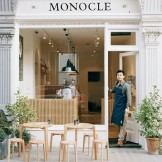 london cafe, best coffee in london, monocle cafe, monocle, best magazines london