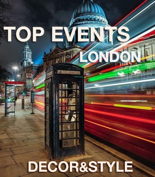 TOP EVENTS LONDON