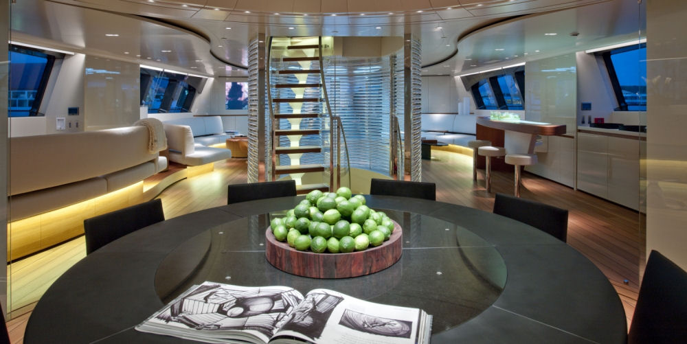 Top Interior Designers in UK – Part 4 top interior designers in uk Top Interior Designers in UK – Part 4 foster and partnersLuxury Yacht by Foster   Partners 03