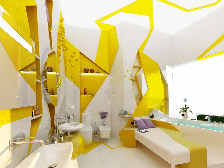 Top Interior Designers in UK – Part 4 top interior designers in uk Top Interior Designers in UK – Part 4 karim rashid 4 bathroom concepts by gemelli design