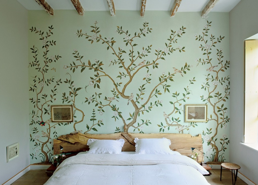 top trends for your home – curtains and wallpapers | best design