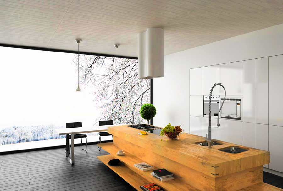 5 STEP GUIDE TO MAKE THE KITCHEN THE HEART OF YOUR HOME