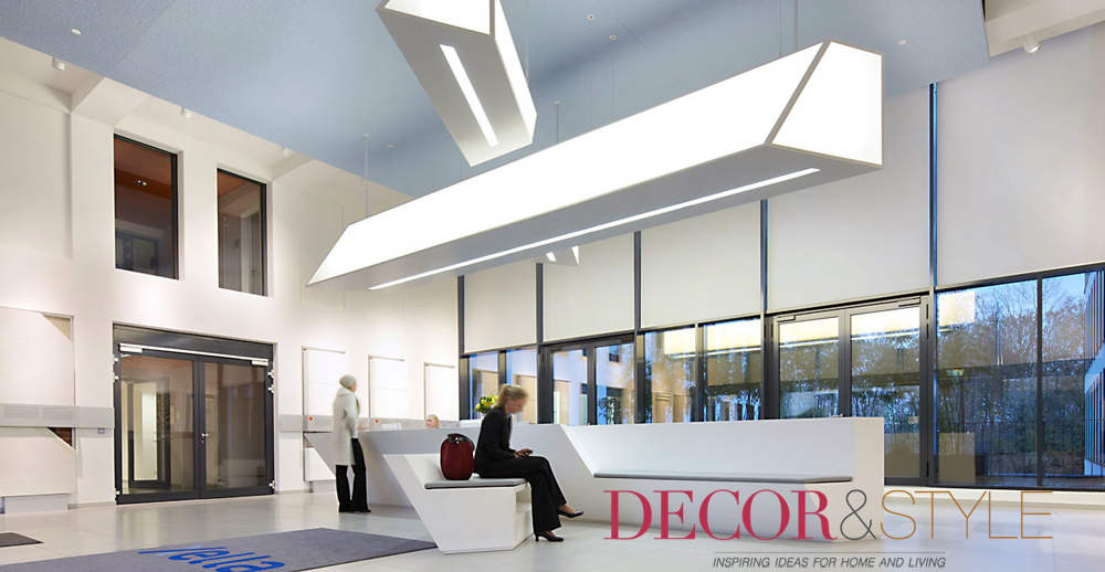 Office led lighting Great tips for a smart office - sustainability Great tips for a smart office – sustainability Office led lighting