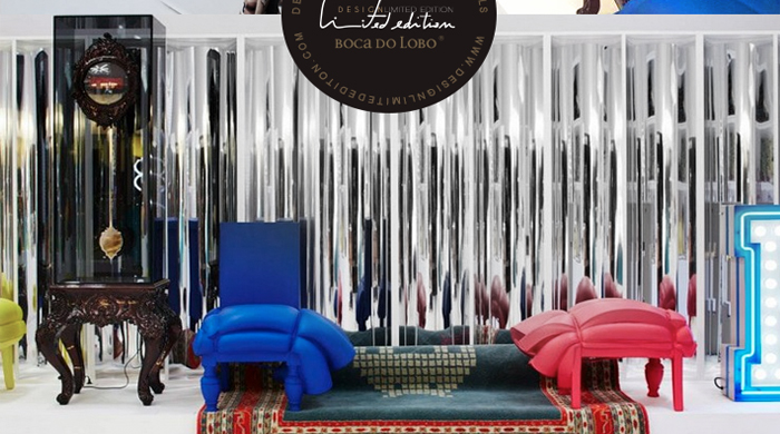Best Highlights from Maison et Object - Boca do Lobo with Nelly Rodi Best Highlights from Maison et Object – Boca do Lobo with Nelly Rodi bocadolobo with nelly rodi