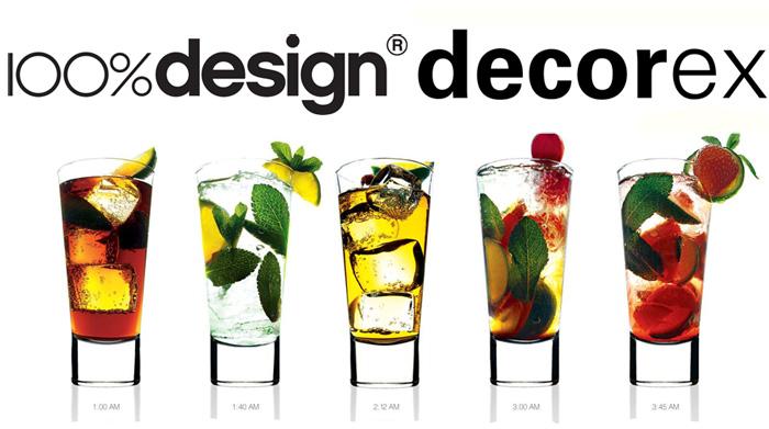 Top London Bars during 100% Design show & Decorex