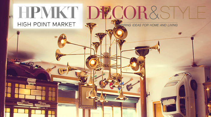 TOP 7 Lamps on High Point Market - USA