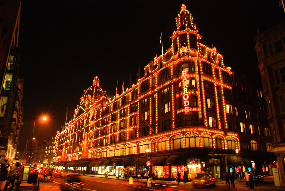 harrods_street view Get A Gift For Your Home This Christmas Get A Gift For Your Home This Christmas harrods street view