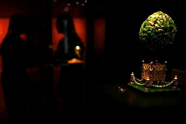 The most beautiful Fabergé Eggs for the Easter The most beautiful Fabergé Eggs for the Easter The Bay Tree Faberg   egg 853589