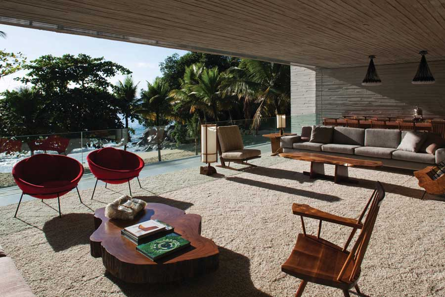 Amazing Beach Houses for your Spring/Summer Vacations Amazing Beach Houses for your Spring/Summer Vacations paraty house l080909 10