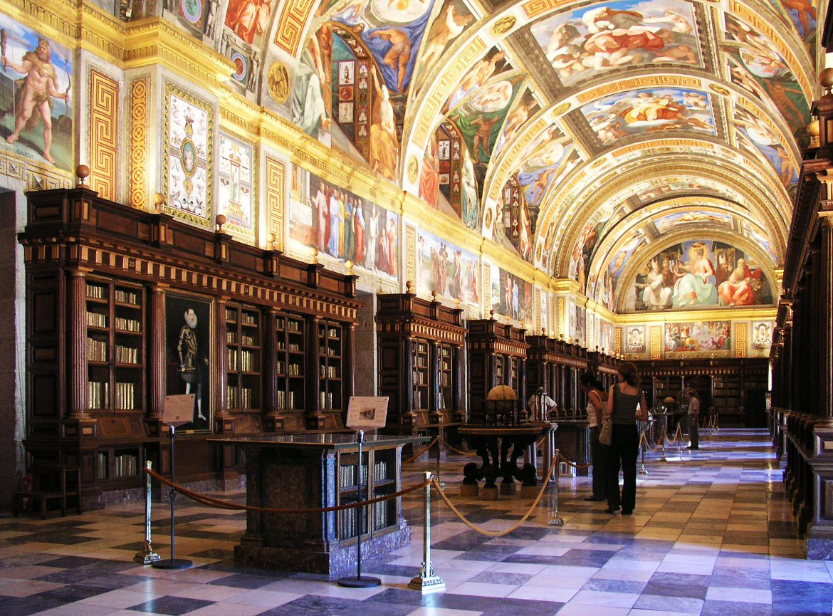 The most amazing libraries in the world The most amazing libraries in the world EscorialBiblioteca