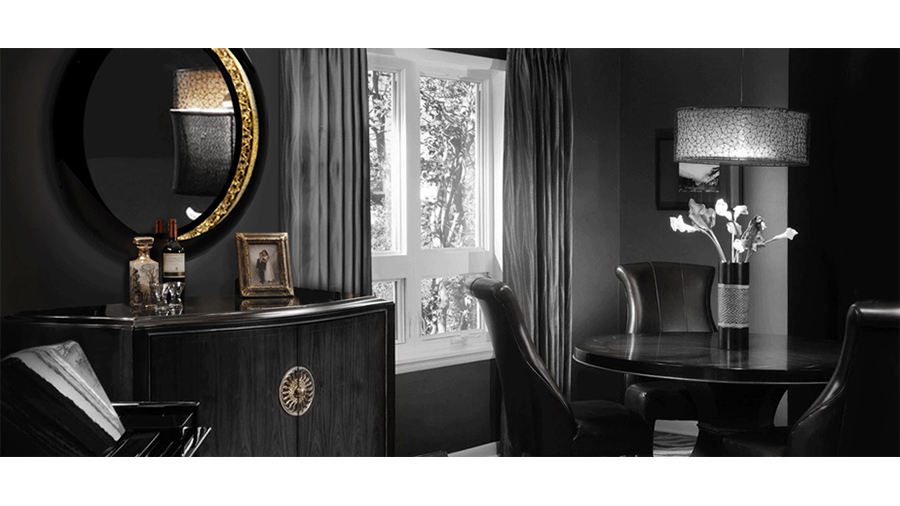 Mirrow, mirrow on the wall By BOCA DO LOBO Mirrow, mirrow on the wall By BOCA DO LOBO ring round mirror for console sideboard 08
