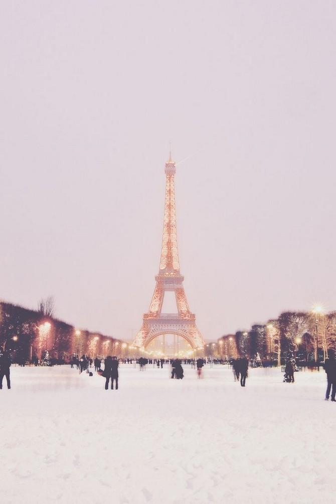 decor and style - winter destinations paris