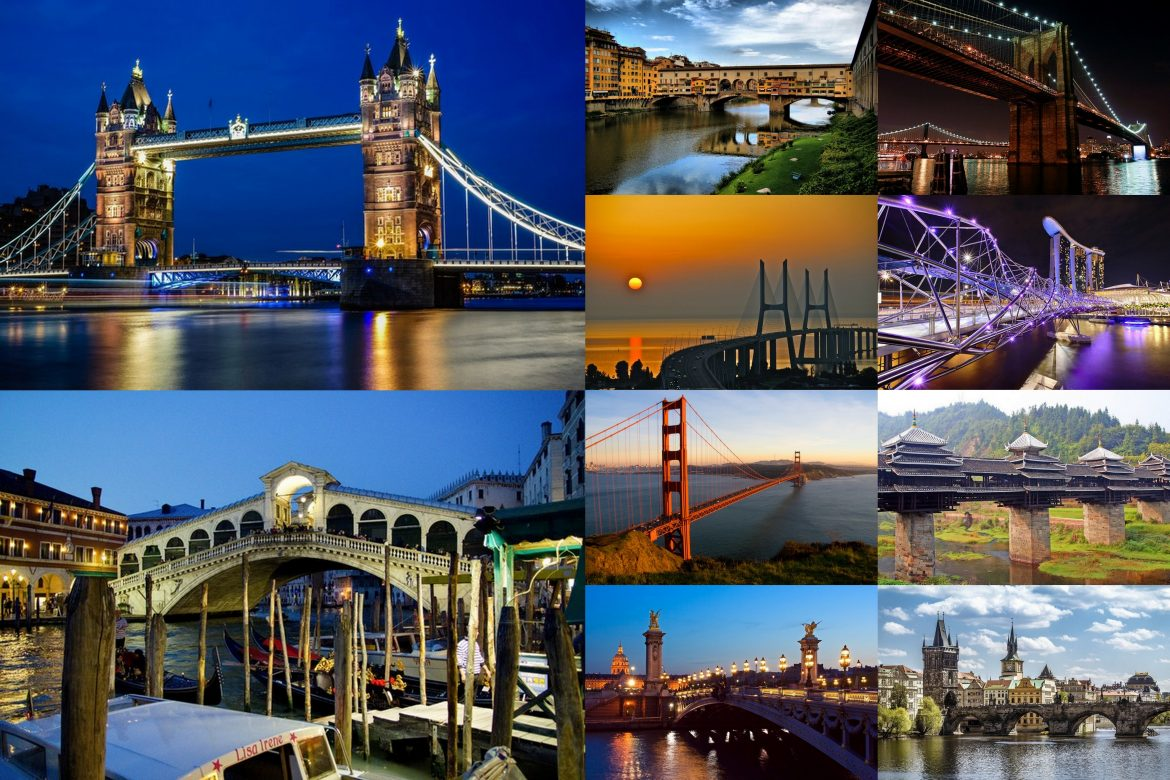 The Most Beautiful Bridges In The World The Most Beautiful Bridges In The World bridges