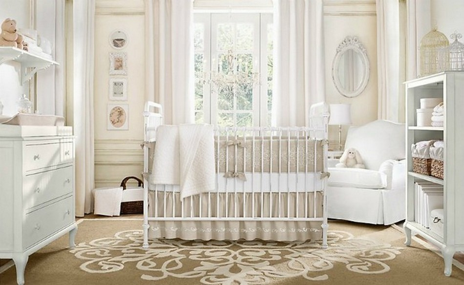 White Chandelier For Nursery Uk Baby Nursery Decor Windows