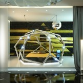 Incredible Futurist Bedrooms Designs