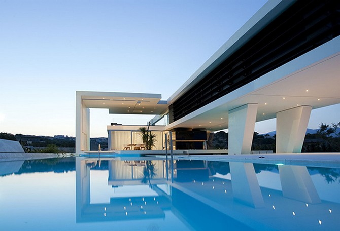 decor and style modern houses in the future h3