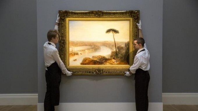 TURNER MASTERPIECE SELLS FOR RECORD $47 MILLION TURNER MASTERPIECE SOLD FOR RECORD $47 MILLION TURNER MASTERPIECE SOLD FOR RECORD $47 MILLION records