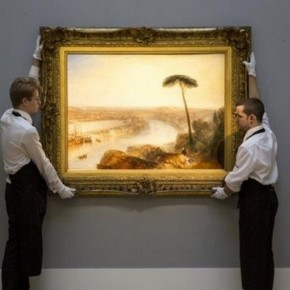 TURNER MASTERPIECE SOLD FOR RECORD $47 MILLION