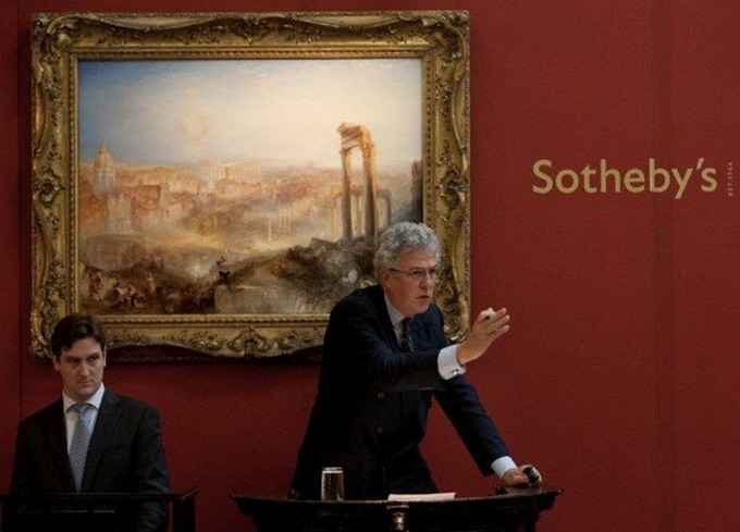 TURNER MASTERPIECE SELLS FOR RECORD $47 MILLION TURNER MASTERPIECE SOLD FOR RECORD $47 MILLION TURNER MASTERPIECE SOLD FOR RECORD $47 MILLION sothebysturner
