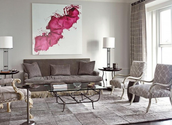 50 Shades of Grey Decoration Ideas – Decor and Style