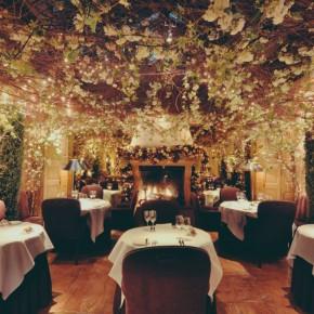 The Clos Maggiore, London's Most Romantic Restaurant