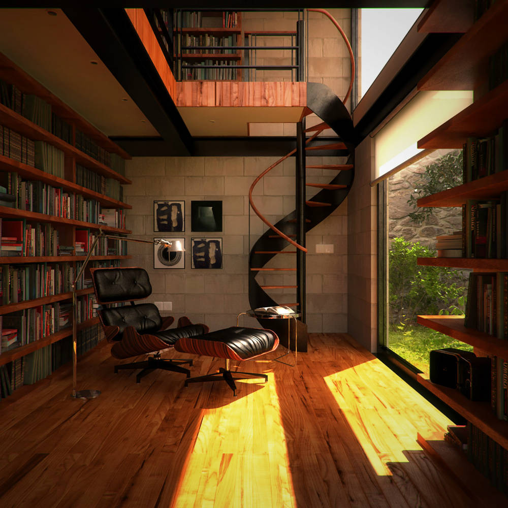 75b24d4ef4640fb67a026f394a934b83 10 steps to incorporate a library in your home 10 Steps to Incorporate a Library In Your Home 75b24d4ef4640fb67a026f394a934b83