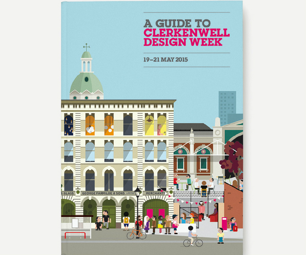 7 Designers You Cannot Miss at Clerkenwell Design Week 7 Designers You Cannot Miss at Clerkenwell Design Week cover1