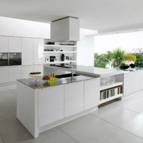 Home Decor tips - Turn Your Kitchen Into a Futuristic Environment
