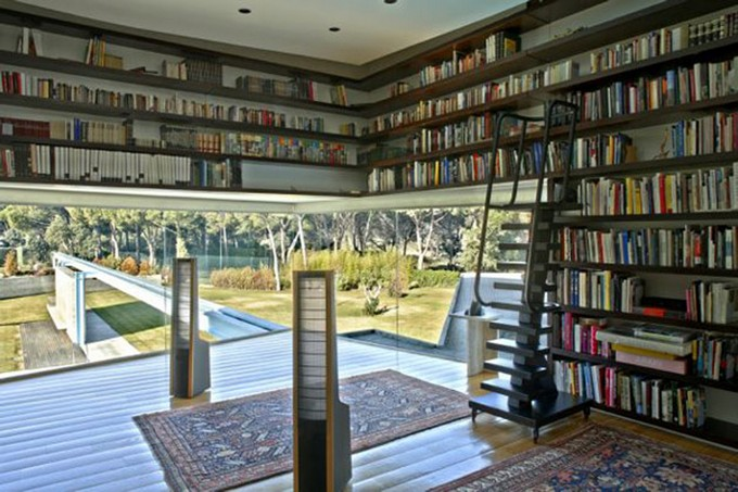 image 7 10 steps to incorporate a library in your home 10 Steps to Incorporate a Library In Your Home image 7