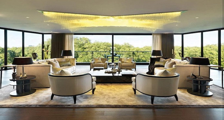 The worlds most expensive apartment is on sale for $118 m in London