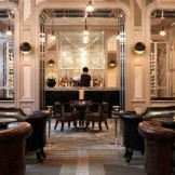 Award-winning Connaught Bar in London – David Collins Studio