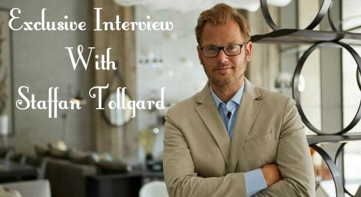 Exclusive interview with Staffan Tollgard at Decorex Exclusive interview with Staffan Tollgard at Decorex Exclusive interview with Staffan Tollgard at Decorex 1